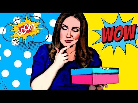 GLOSSYBOX 2014 POP ART EDITION - Lohnt sich Glossybox wieder??