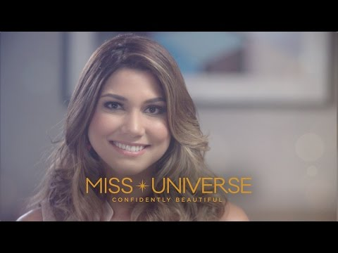 Up Close: Miss Universe Panama Keity Drennan