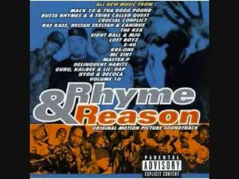 Krs-one - Rhyme & Reason soundtrack