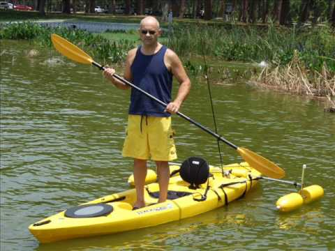 Canoe & Kayak Stabilizers / Outriggers