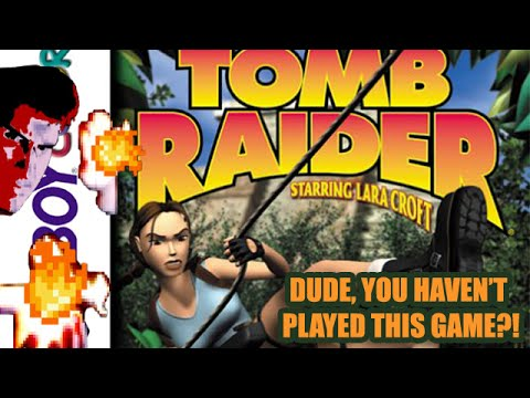 Dude. You Haven't Played This Game?! Tomb Raider (GBC) Review