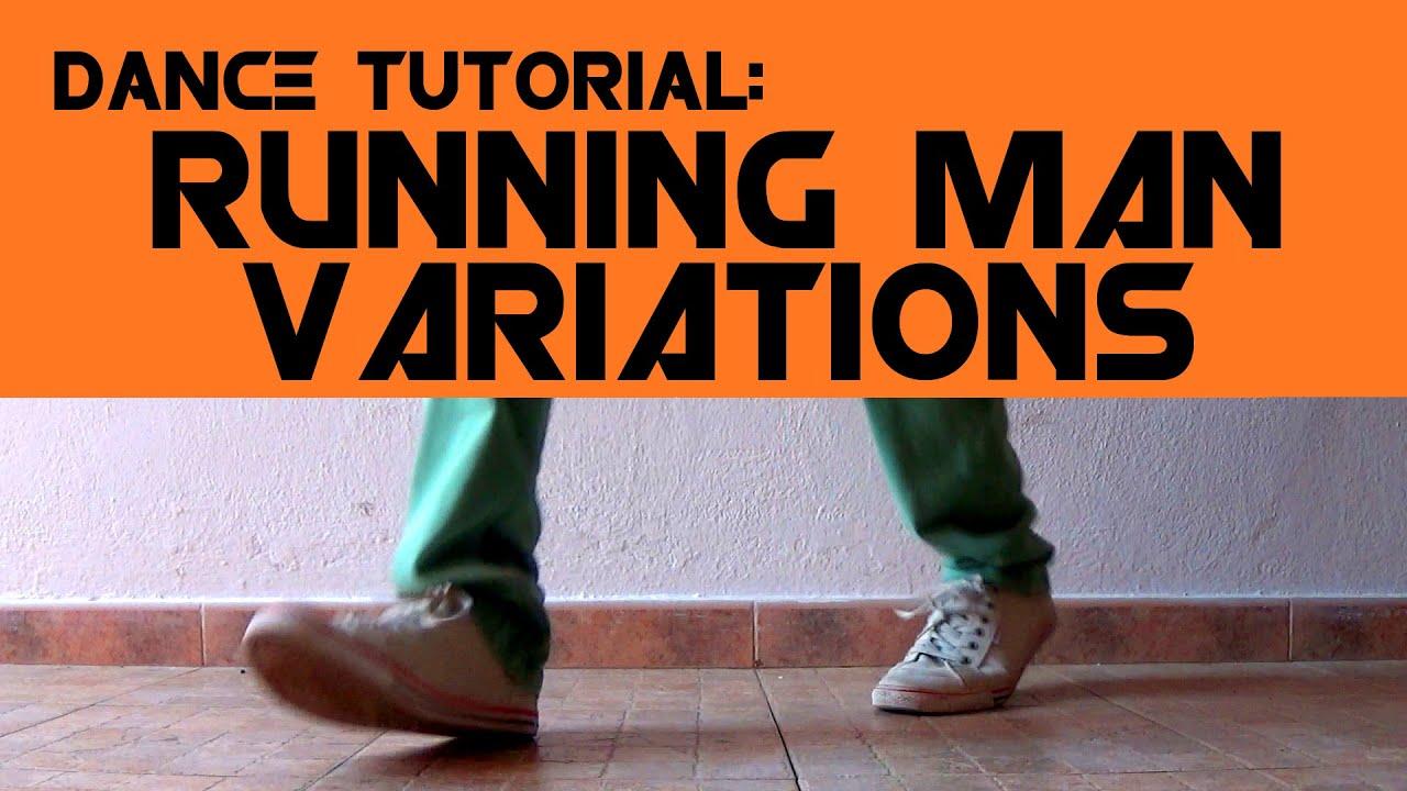 Running man dance