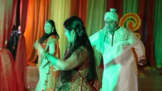 Remix Qawwali | Bindaas | Dev | Sayantika | Srabanti | 2014/Wedding Dance Choreography bd by Aayan