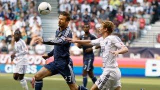 Video MLS: Vancouver Whitecaps 2 – 2 LA Galaxy