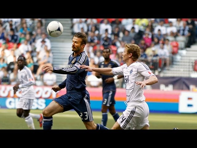 HIGHLIGHTS: Vancouver Whitecaps vs LA Galaxy, July 18, 2012