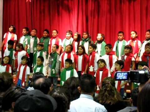 Hoover Street Elementary School, Mrs.Salvador class. Los Angeles, CA