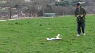 Maiden flight Polaris RC