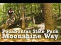 Pocahontas State Park Swift Creek Moonshine Way