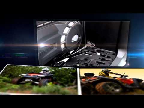 CF Moto ATV & UTV line-up 2012 Aktuella modeller från en av Sveriges största fyrhjulings- och UTV-tillverkare. Extra bildmaterial av senaste ATV-modellen, X8...