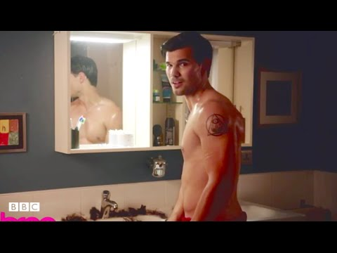 TAYLOR LAUTNER IS CRAZY & SHIRTLESS IN CUCKOO (Mistom)