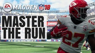 Top 5 Tips To Mastering The Run Game In Madden 18
