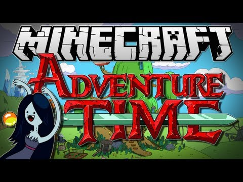 Minecraft | ADVENTURE TIME! (Marceline!) FINALE! | Adventure Map [1.6.2]