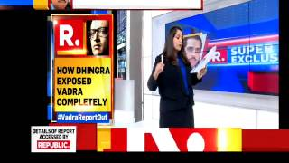Part 5 of #VadraReportOut shows how Justice Dhingra exposed Robert Vadra completely