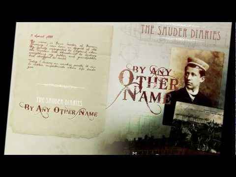 Book Trailer - &quot;The Sauder Diaries - By Any Other Name&quot;, Lazarus Edition