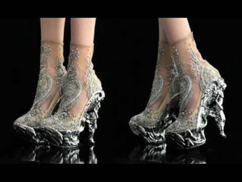 Lady Gaga's shoes