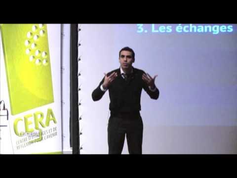 MediaShare Idriss Aberkane -  Conférence Economie de la connaissance