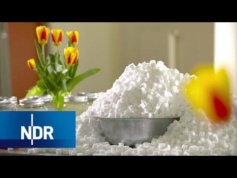 Leben ohne Zucker: Gut für die Gesundheit?   Doku   NDR   45 Min