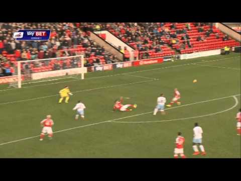 Watch: Walsall 0-2 Coventry City