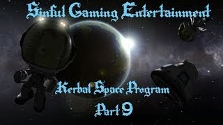 Lets Play Kerbal Space Program Part 9 Science, Science, Science!