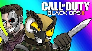 Black Ops 2 Gun Game Funny Moments - The Dirty Knife Boys!