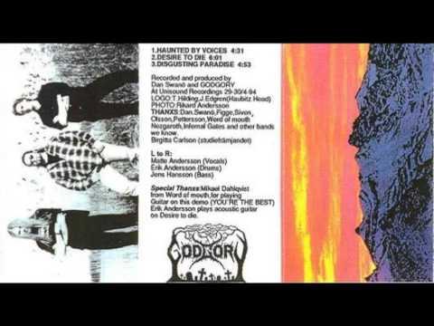 Godgory - Conspiracy Of Silence (bonus)
