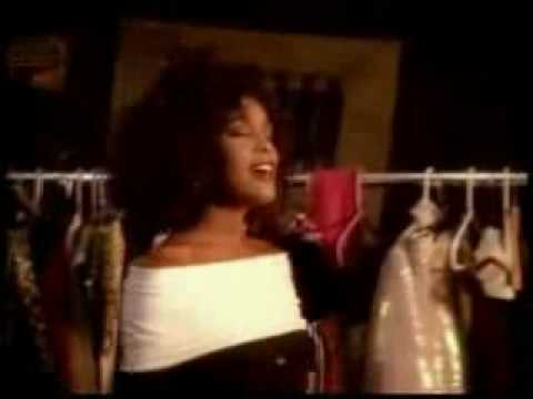 Whitney Houston - Where Do Broken Hearts Go Video