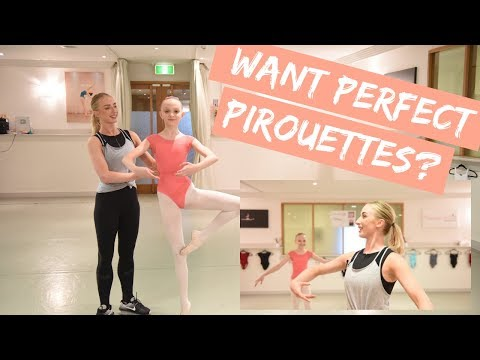 MASTER PERFECT PIROUETTES