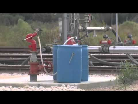 Crude oil rail terminal opens in Port Arthur