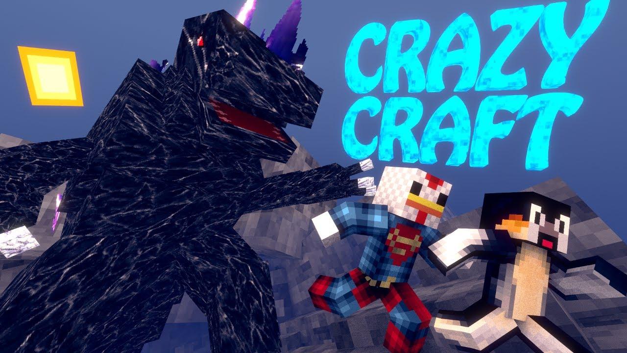 Crazy Craft Server List
