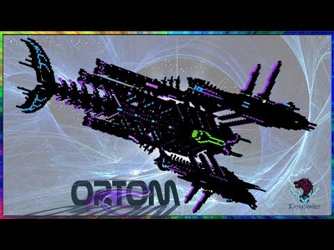 Minecraft Cinematic Spaceship The ORTOM Map Download
