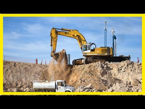 Breaking News | Excavation work for Raiders stadium nearly complete