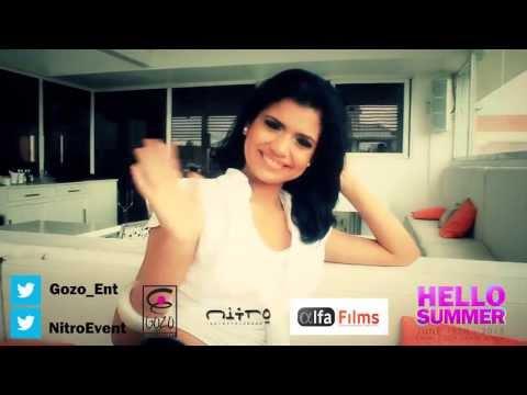 Promo Miss Caribbean Politan  -  Hello Summer 15 - Junio - 2013  Gozo Ent, Nitro Ent.