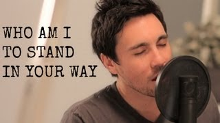 Who Am I To Stand In Your Way Original Song Live Ft Andy Lange On Guitar