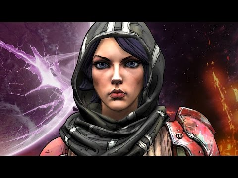 Borderlands: The Pre-Sequel - New Athena Gameplay with Borderlands Devs