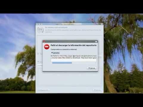 Solucionar error con gestor de actualizaciones linux