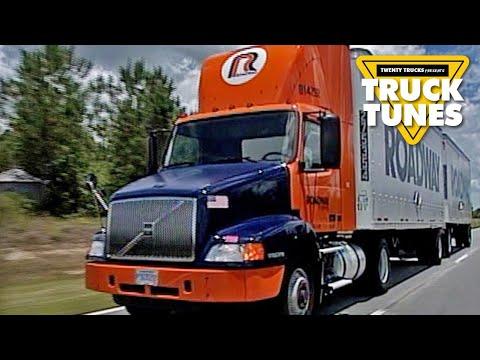 Tractor Trailer for Children | Kids Truck Video - Semi Truck