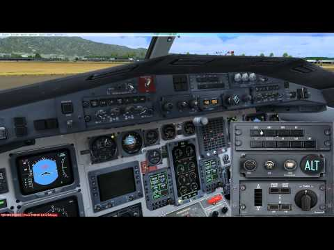 Overview and quick intro of the PMDG BAE JS41 Turboprop