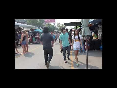 A visit at Chatuchak Weekend Market – Bangkok Thailand