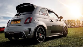 310 BHP Abarth 500 VS Tuned Focus RS!