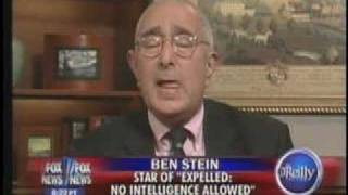 Bill O'Reilly and Ben Stein on Creationism, oh dear