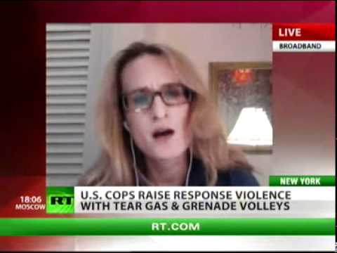 Alexa O'Brien on 'Occupy Wall Street'  - What happens if we don't do something?..