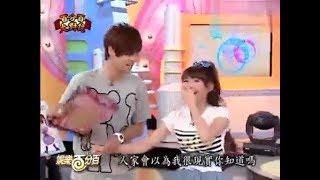 100%Ent 20090420(大對抗蝴蝶姐姐、阿本) 罗志祥 簡愷樂