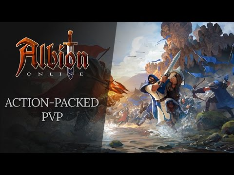 Albion Online | Action-Packed PVP