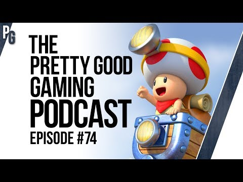 The Games We Have To Preserve, Procedural Generation + MORE! | Pretty Good Gaming Podcast #74