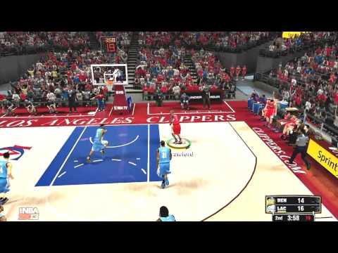 LA Clippers vs Denver Nuggets - MyClippers Online Association ep#1