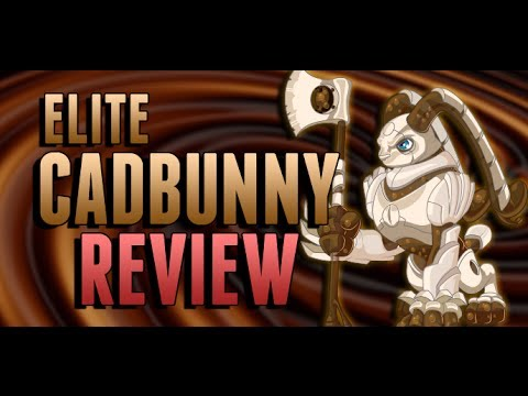 Elite Cadbunny Review - Miscrits SK