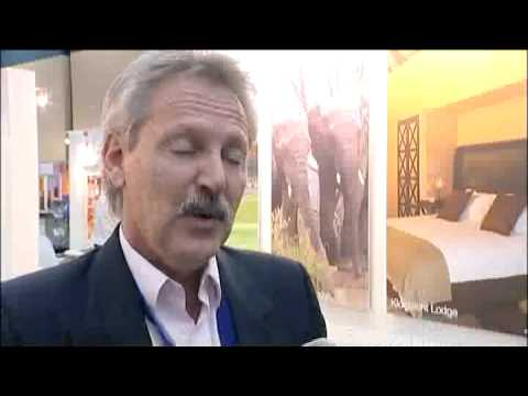 Leon Bosch, Director, Operations & Marketing, Guvon Hotels & Spas @ INDABA 2010