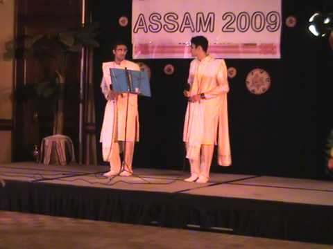 Assam 2009 - Zubeen Garg's Assamese Song - Rupak & Neepak Bhuyan - Assam2009. video