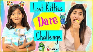 DARE Challenge - Lost Kitties | #Roleplay #Toys #Unboxing #Fun #FreeProduct #Anaysa #MyMissAnand