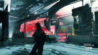 Quantum Break Serene Final Boss Fight - Game Ending